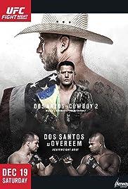 UFC on Fox: dos Anjos vs. Cerrone 2