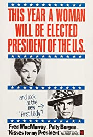 Kisses for My President (1964) Poster - Movie Forum, Cast, Reviews