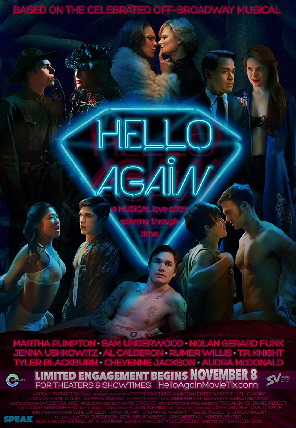 Hello Again Sex