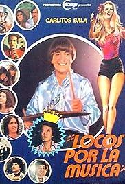 Locos por la música Poster