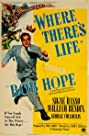 Where There's Life (1947) Poster