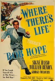 Where There's Life Poster