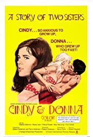 Cindy and Donna (1970) Poster - Movie Forum, Cast, Reviews