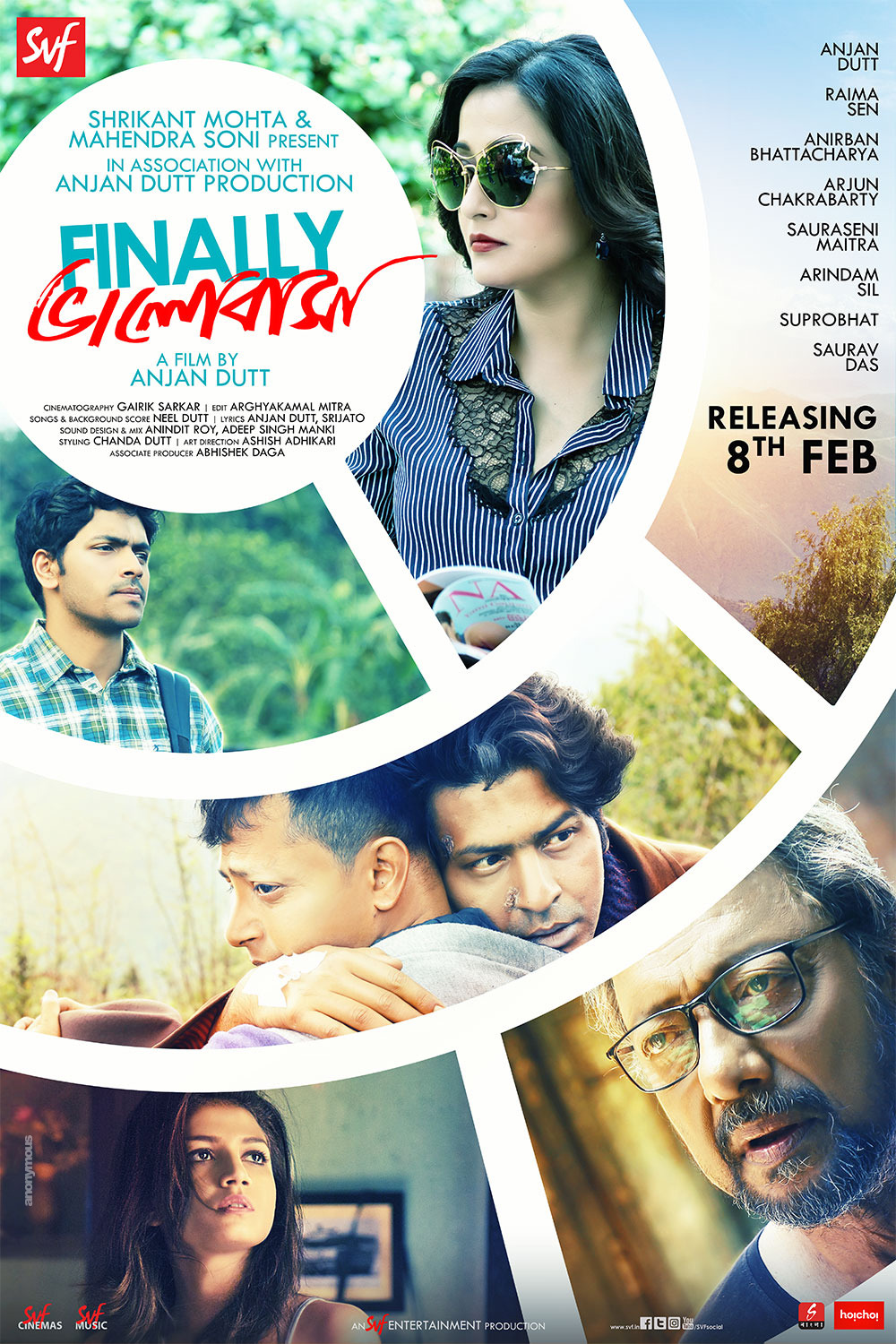 Finally Bhalobasha 2021 Bengali Movie 720p AMZN HDRip 900MB Download