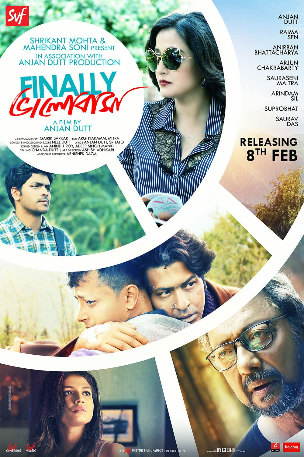Finally Bhalobasha (2019) Bengali AMZN WEB-DL x264 AAC ESUB