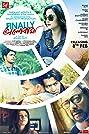 Finally Bhalobasha (2019) Poster
