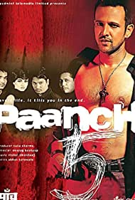Paanch (2009) Poster - Movie Forum, Cast, Reviews