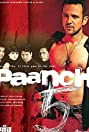 Paanch (2003) Poster