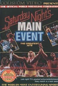 Primary photo for Saturday Night's Main Event: The Greatest Hits