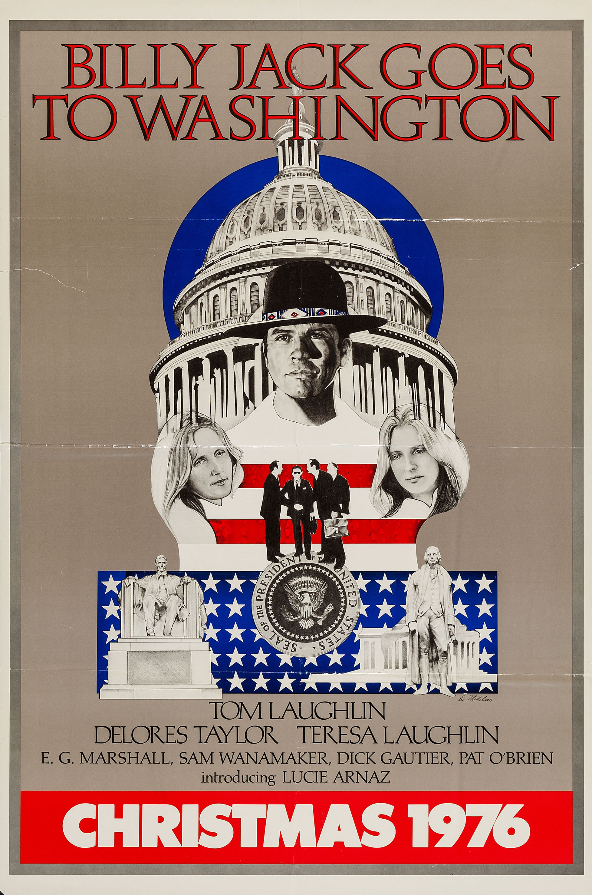 803fe044 Billy Jack Goes to Washington (1977) - IMDb