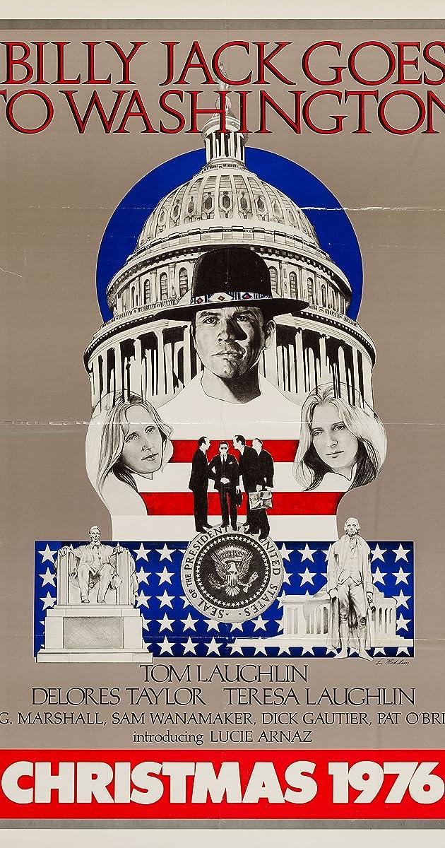 Subtitle of Billy Jack Goes to Washington