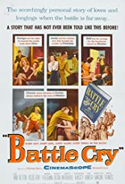 Battle Cry (1955) Poster - Movie Forum, Cast, Reviews