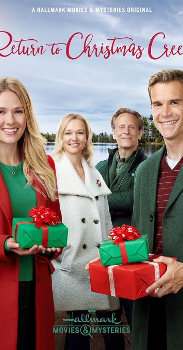 Return to Christmas Creek (TV Movie 2018)   IMDb