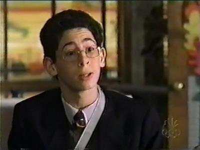 Max Rosmarin in Ed (2000)