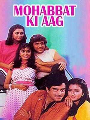 Govinda Mohabbat Ki Aag Movie