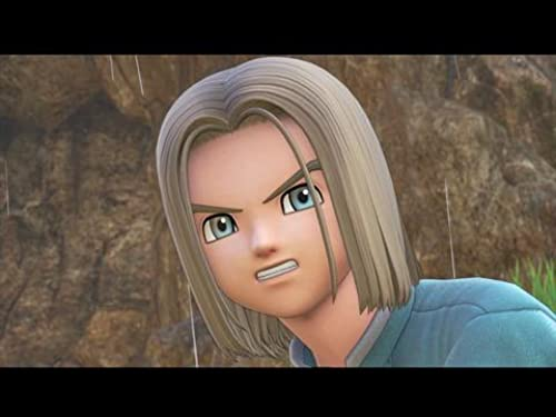 Dragon Quest XI: Echoes of an Elusive Age (VG)