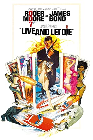 poster for Live and Let Die