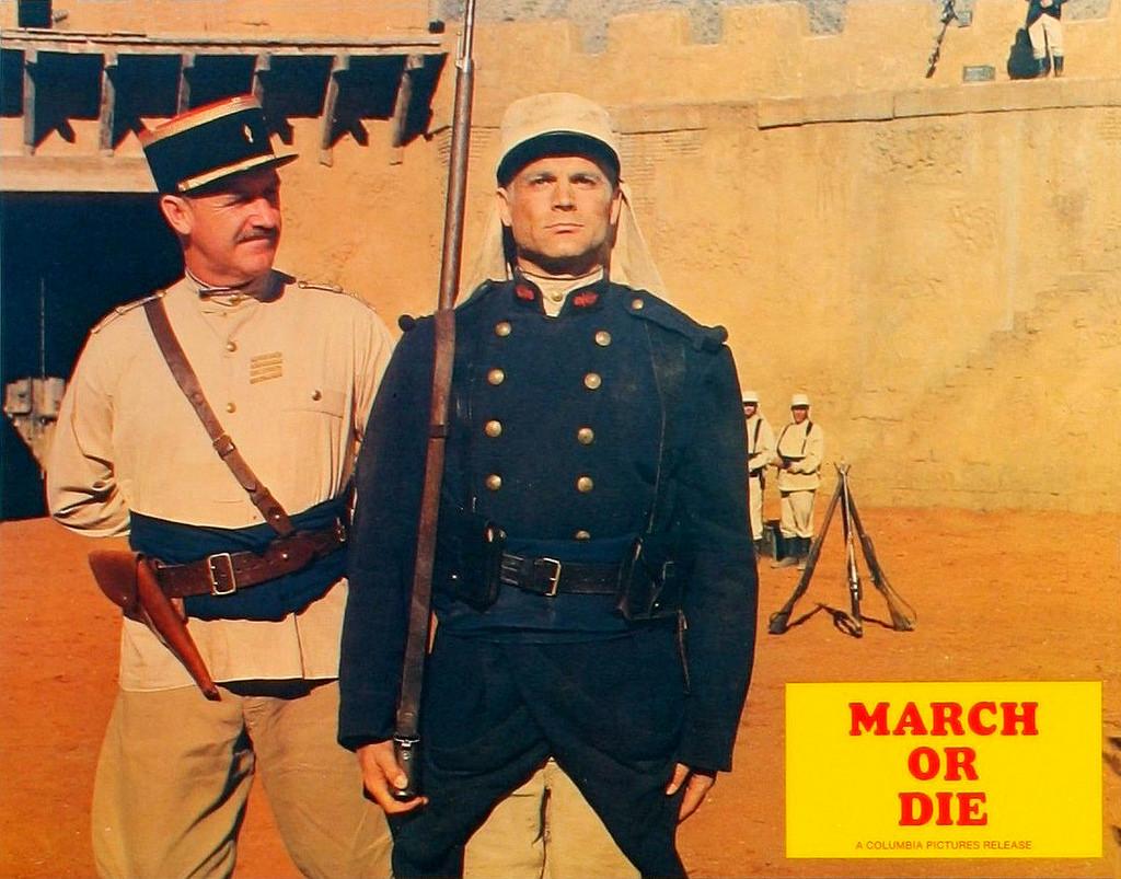 March or Die : 1977 ( Full Movie )