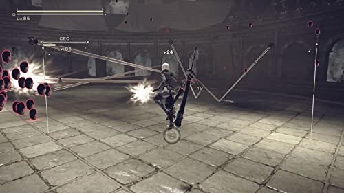 NieR: Automata: DLC CEO Boss Fight Trailer
