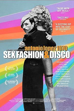Where to stream Antonio Lopez 1970: Sex Fashion & Disco
