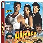 Kiran Kumar, Nirmal Pandey, Paresh Rawal, and Shilpa Shetty Kundra in Auzaar (1997)