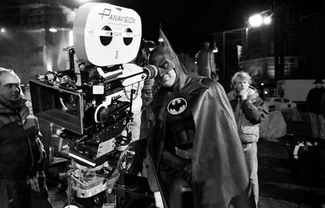 Michael Keaton in Batman 1989