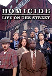 Homicide: Life on the Street Poster