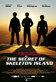 Primary photo for The Three Investigators and the Secret of Skeleton Island