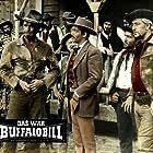 Jan Hendriks and Gordon Scott in Buffalo Bill, l'eroe del far west (1964)