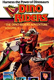 Dino-Riders Poster - TV Show Forum, Cast, Reviews