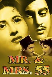 Mr. & Mrs. '55(1955) Poster - Movie Forum, Cast, Reviews