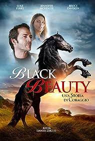 Luke Perry and Jennifer Mckenzie in Black Beauty (2015)