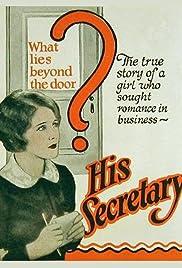 His Secretary Poster