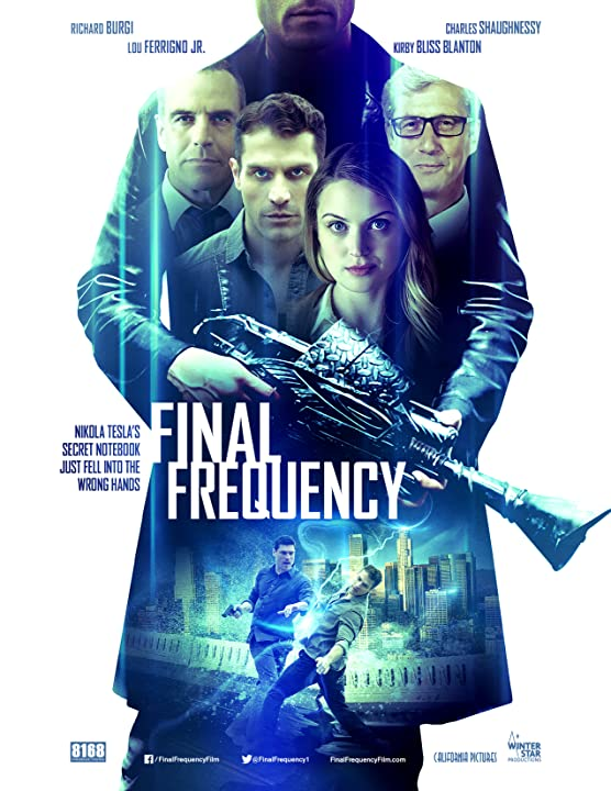 Final Frequency (2021) English HDRip 350MB Download