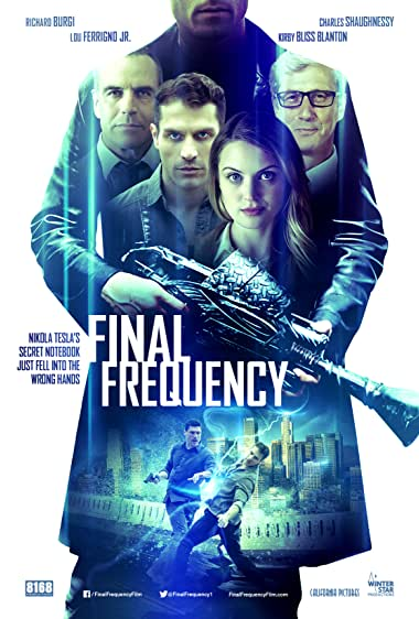 Final Frequency (2021) HDRip English Movie Watch Online Free