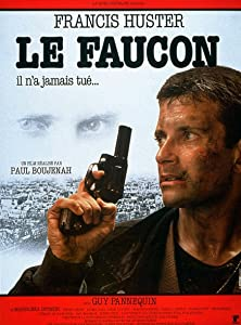 Dvd movie watching Le faucon France [640x320]