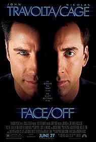 Nicolas Cage and John Travolta in Face/Off (1997)