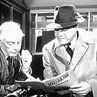 Harry Davenport and Jack Carson in Larceny, Inc (1942)