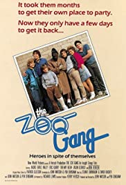 The Zoo Gang (1985) Poster - Movie Forum, Cast, Reviews