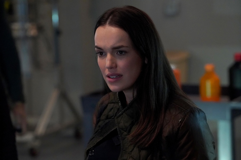 Elizabeth Henstridge in Agents of S.H.I.E.L.D. (2013)