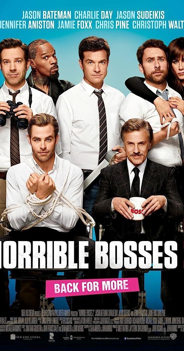 Horrible Bosses 2 2014 Imdb