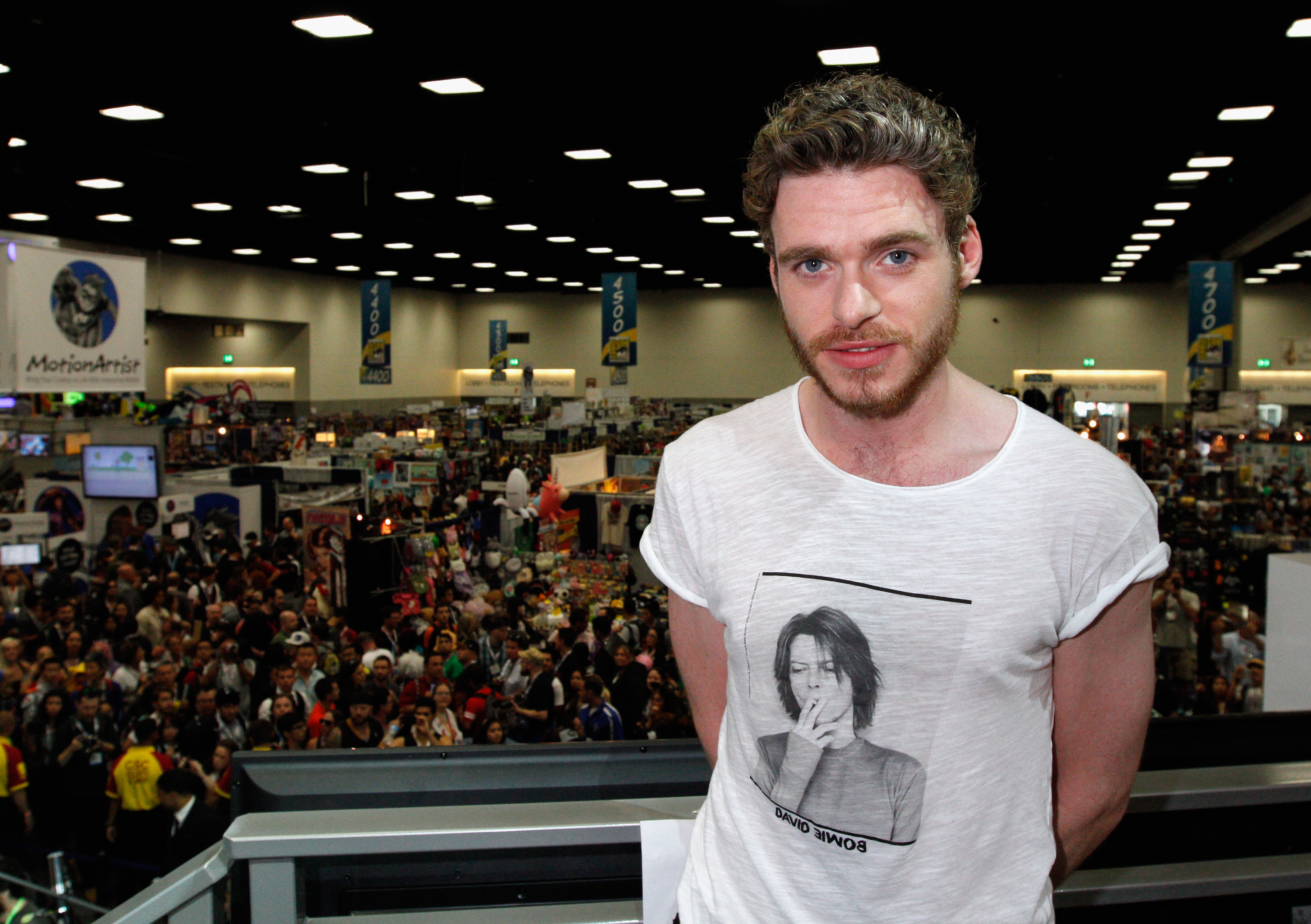 Richard Madden at an event for Game of Thrones (2011)