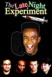 The Late Night Experiment with Motown Maurice Poster