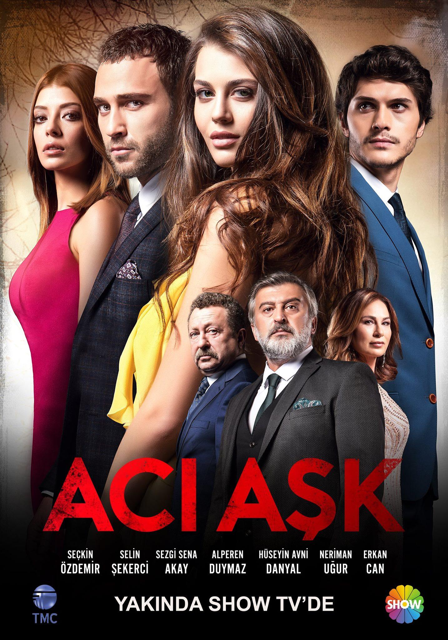 Aci Ask (TV Series 2015–2016) - IMDb