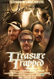 Treasure Trapped Poster