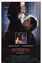 Betrayed (1988) Poster - Movie Forum, Cast, Reviews