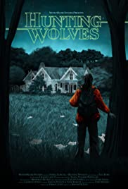 Hunting Wolves Poster