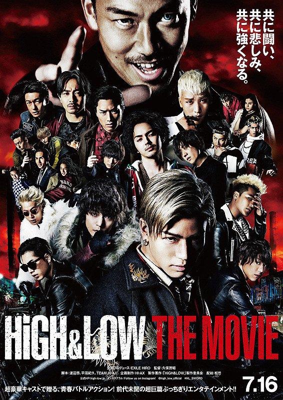 Phim Cuộc Chiến Băng Đảng - High & Low: The Movie (2016)