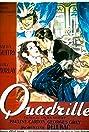 Quadrille (1938) Poster