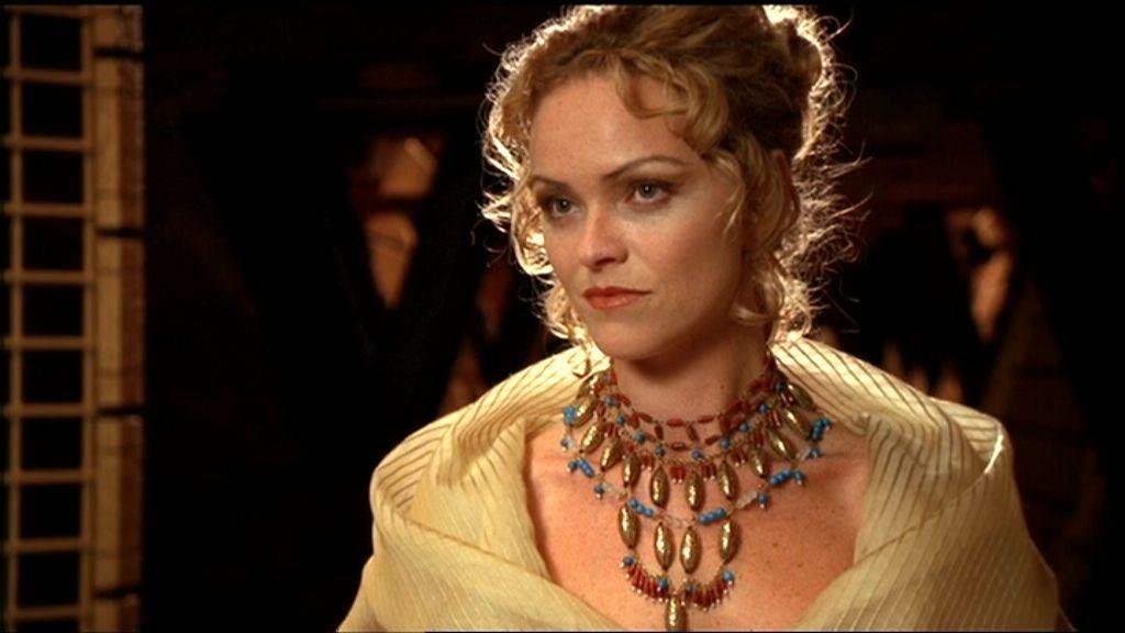 Anna-Louise Plowman in Stargate SG-1 (1997)
